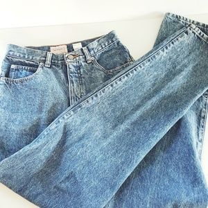 VINTAGE RARE SASSON ACID WASH HIGH WAISTED JEANS